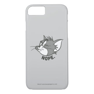 Coque iPhone 7 Tom et Jerry | Tom dit Nope