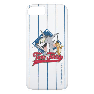 Coque iPhone 7 Tom et Jerry | Tom et Jerry sur le diamant de