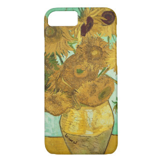Coque iPhone 7 Tournesols de Vincent van Gogh |, 1888