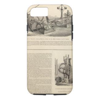 Coque iPhone 7 Travaux de fer de Delamater