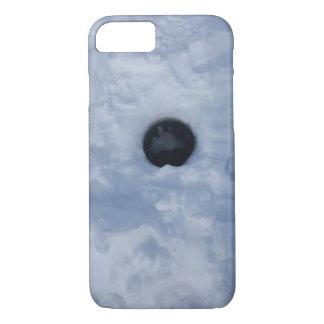 Coque iPhone 7 Trou de pêche de glace