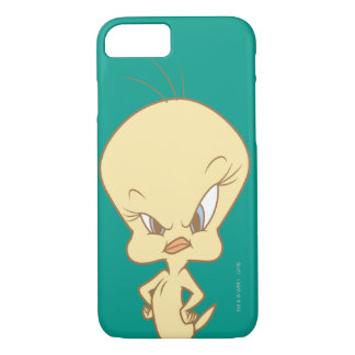 Coque iPhone 7 Tweety fâché