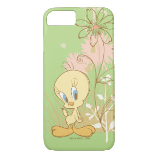 "Coque iPhone 7 Tweety ""se perfectionnent juste ainsi """