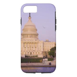 Coque iPhone 7 U.S. Capitol, DC de Washington (secteur de