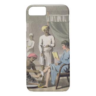 Coque iPhone 7 Un habillage de monsieur, occupé par son porteur