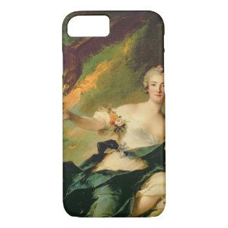 Coque iPhone 7 Un portrait d'Anne Josephe Bonnnier de la Mossau (