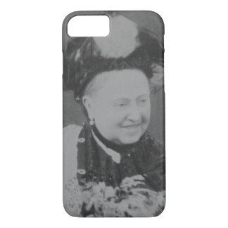 Coque iPhone 7 Un portrait de jubilé de la Reine Victoria