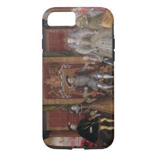 Coque iPhone 7 Une allégorie de la succession de Tudor : La