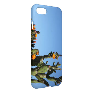 Coque iPhone 7 Usine de floraison IPhone de cactus 8/7 cas de