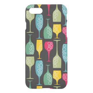 Coque iPhone 7 Verre à vin