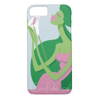 Coque iPhone 7 Vert avec le cas de téléphone d'envie