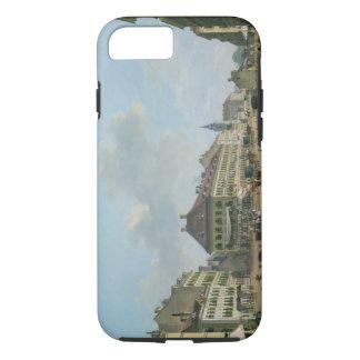 Coque iPhone 7 Vienne, la promenade, 1824 (huile sur la toile)