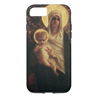 Coque iPhone 7 Vierge et enfant, 1872
