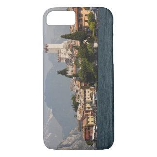 Coque iPhone 7 Ville de Lakeside, Malcesine, province de Vérone,