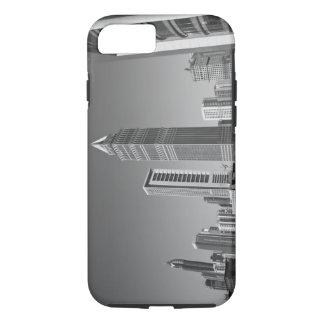 Coque iPhone 7 Ville des Emirats Arabes Unis, Dubaï, Dubaï. 2