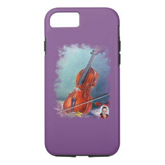 Coque iPhone 7 Violon/Violon
