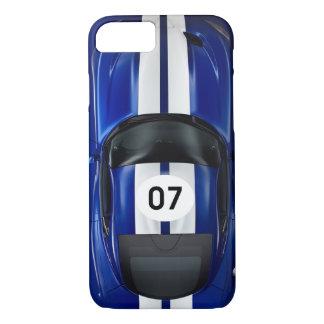Coque iPhone 7 Voiture de sport 07