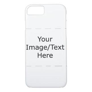 Coque iPhone 7 Votre cas fait sur commande de téléphone