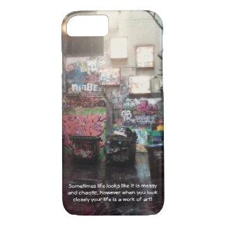 Coque iPhone 7 Vous la vie est une oeuvre d'art !