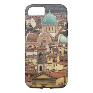 Coque iPhone 7 Vue de Florence, Italie de Piazza