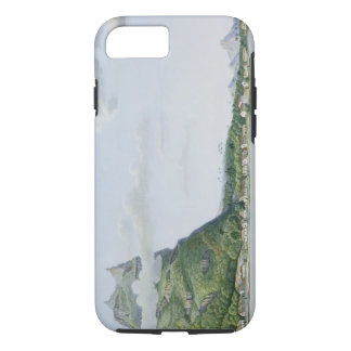 Coque iPhone 7 Vue de l'île de Bora Bora, de 'automobile de