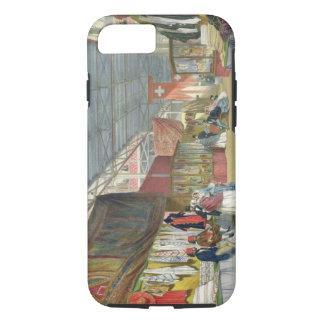 Coque iPhone 7 Vue du support tunisien, chez le grand Exhibitio