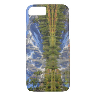 Coque iPhone 7 WA, aire de loisirs de prés de Heather, Mt.