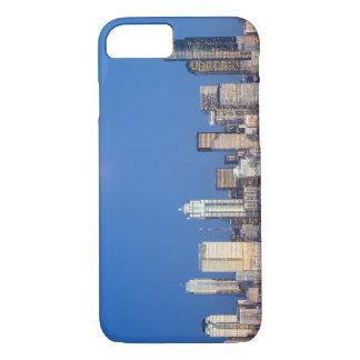 Coque iPhone 7 WA, horizon de Seattle, Seattle et baie 3