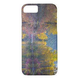 Coque iPhone 7 WA, réserve forestière de Wenatchee, crique de