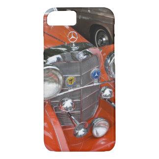 Coque iPhone 7 WA, Seattle, automobile allemande classique