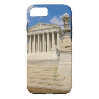 Coque iPhone 7 Washington, C.C, bâtiment de court suprême