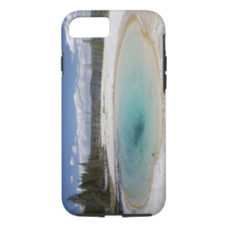 Coque iPhone 7 WY, parc national de Yellowstone, geyser