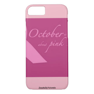 Coque iPhone 7 ZazzleForBreastCancer