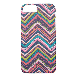 Coque iPhone 7 Zigzag Chevron