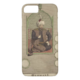 Coque iPhone 8/7 1259-1326) fondateurs d'Osman I (de l'empire de