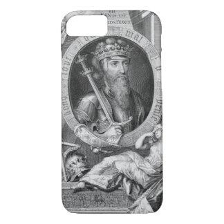 Coque iPhone 8/7 1312-77) rois d'Angleterre d'Edouard III (à partir