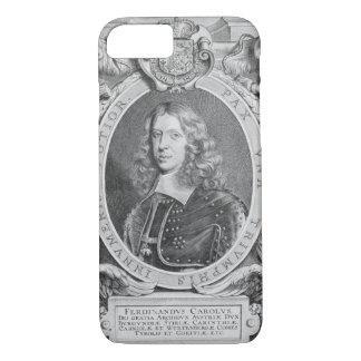 Coque iPhone 8/7 1608-57) archiducs de Ferdinand III (de