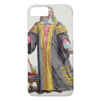 Coque iPhone 8/7 1609-74) premiers comtes d'Edouard Hyde (de