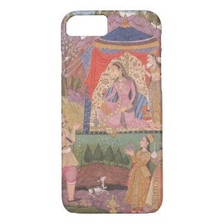 Coque iPhone 8/7 48.6/2 le folio 138 Farhad raconte ses aventures à