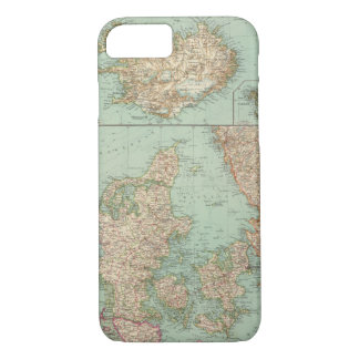 Coque iPhone 8/7 65 Danemark, Islande