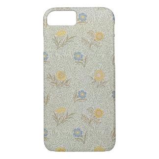 """Coque iPhone 8/7 """"A saupoudré"""" la conception (le textile)"""