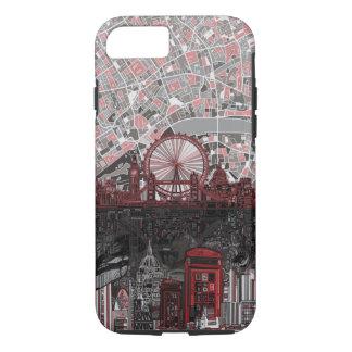 Coque iPhone 8/7 abrégé sur horizon de Londres