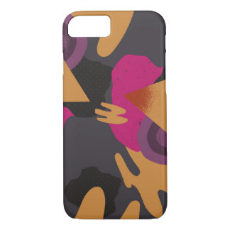 Coque iPhone 8/7 Abstract Colored Design
