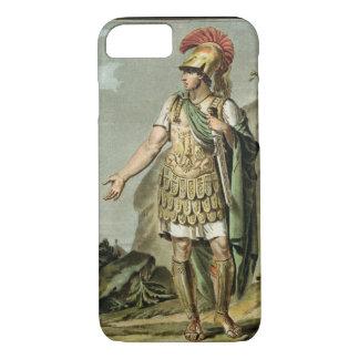 Coque iPhone 8/7 Achille dans l'armure, costume pour 'Iphigenia