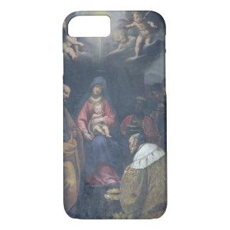 Coque iPhone 8/7 Adoration des Magi, 1629 (huile sur la toile)