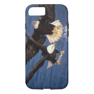 Coque iPhone 8/7 aigle chauve, leucocephalus de Haliaeetus,
