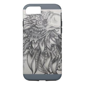Coque iPhone 8/7 Aigle Mandala