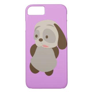 Coque iPhone 8/7 aimez-moi chien