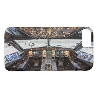 Coque iPhone 8/7 Airbus A320 habitacle Smartphone gaine