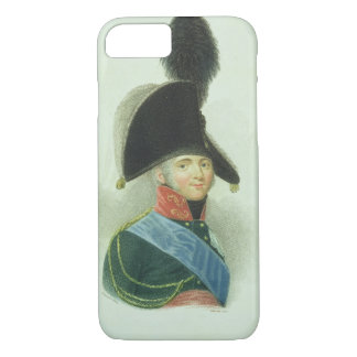 Coque iPhone 8/7 Alexandre (1777-1825) le grand empereur de tout le
